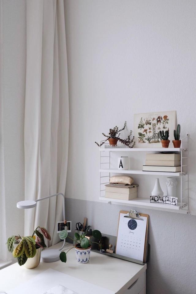 die besten 25 kleiner schreibtisch ideen auf pinterest arbeitszimmerideen kleines wohnb ro. Black Bedroom Furniture Sets. Home Design Ideas
