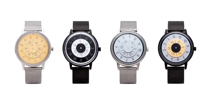 Anicorn Launches Latest Watch Collection That Ditches Watch Hands