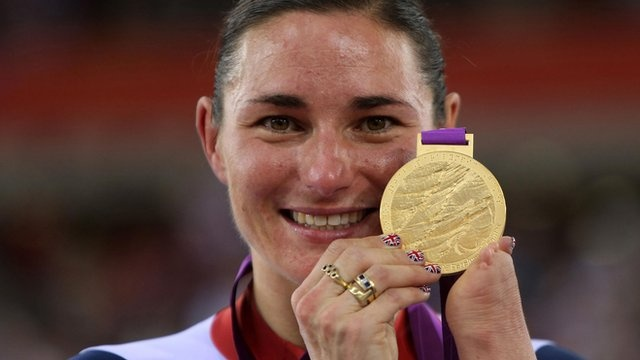 """Sarah Storey - Dame Sarah Storey: """"It's unbelievable to think that that's my new title"""".  Cyclist Bradley Wiggins has been knighted in the New Year Honours list after winning the Tour de France and then gold at the 2012 London Olympics.  GB cycling's performance director Dave Brailsford, who helped Wiggins become the first Briton to win the Tour, is also made a sir.  Also knighted are four-time Olympic sailing champion Ben Ainslie and GB rowing chief Dave Tanner."""