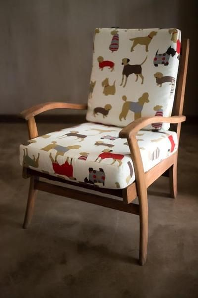 A Duros Chair for a Dog Lover out there