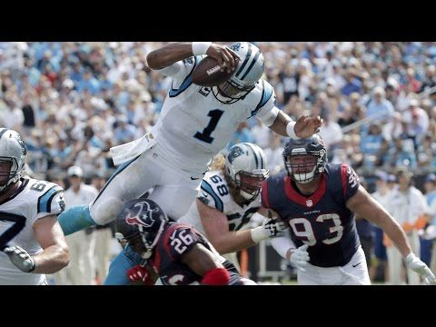 MUST WATCH | Spanish Radio Announcers go absolutely insane over Cam Newton's Touchdown Flip | SpanishTV