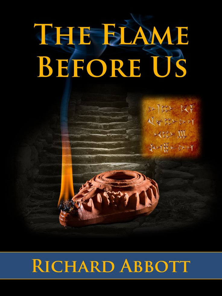 "I had the great pleasure of reviewing ""The Flame Before Us"" by Richard Abbott for the Historical Novel Society. It is a competently written and fascinating novel set in 1200 BC in what is now Syria..."