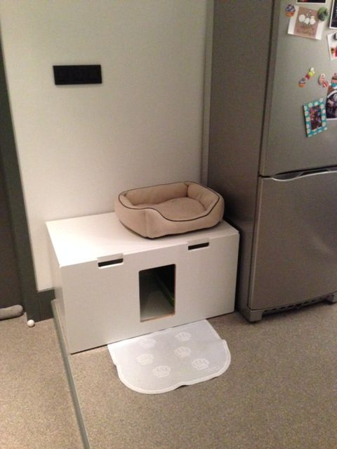 STUVA litterbox for 4 kitties - IKEA Hackers - IKEA Hackers