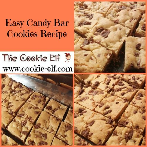 Easy Cookie Recipes With Cake Mixes