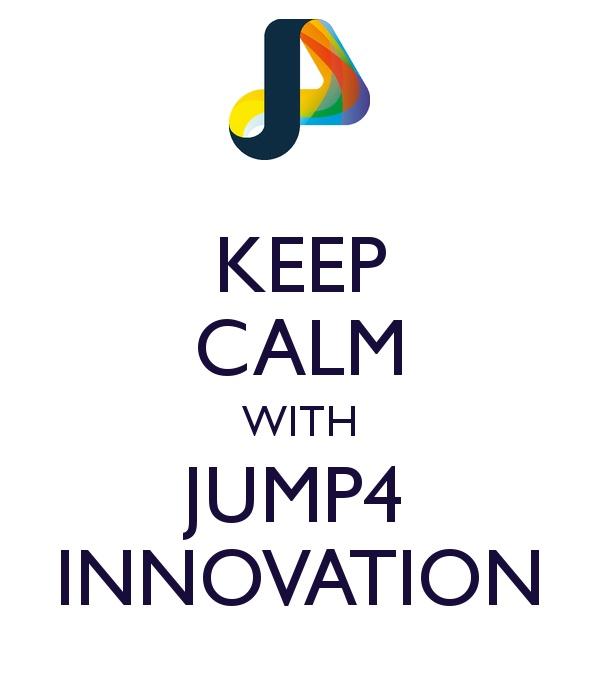 Keep Calm with Jump4Innovation