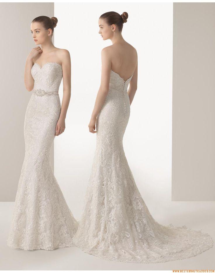 58 best Brautkleider vorne kurz hinten lang images on Pinterest ...