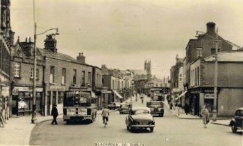 Blackrock Co. Dublin 1950s | MajorCalloway | Flickr