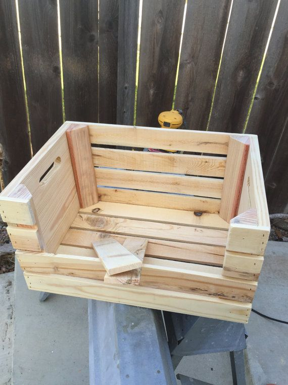 1000 ideas about wine crates on pinterest wine boxes for Small wine crates