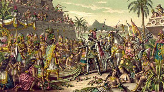 Szalmonella-fertőzés+végzett+a+16.+században+az+azték+civilizációval.+A+baktériumot+a+spanyol+konkvisztádor+Hernán+Cortés+katonái+vitték+be+Mexikóba+–+állapították+meg+a+jénai+egyetem+kutatói,+akik+néhány+áldozat+DNS-ét+vizsgálták. A+katonák+nyomában+megjelent…
