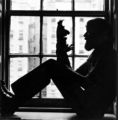 """Kids don't remem­ber what you try to teach them. They remem­ber what you are."" – Jim Henson"