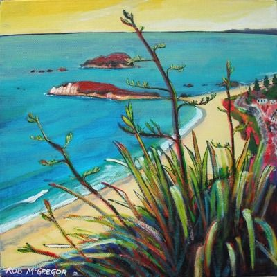 Rob McGregor - nz artists - Google Search
