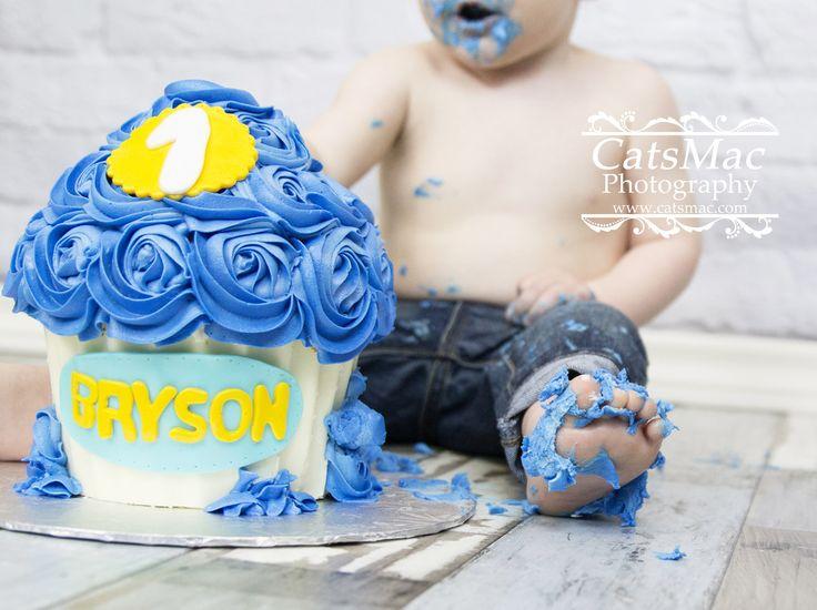 Birthday/Cake Smash - CatsMac Photography