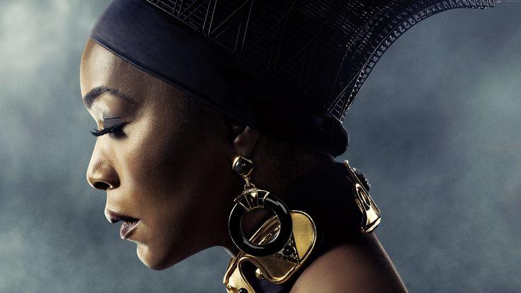 Black Panther Angela Bassett | Wallpaper Black Panther, Angela Bassett, 8k, Movies #16999