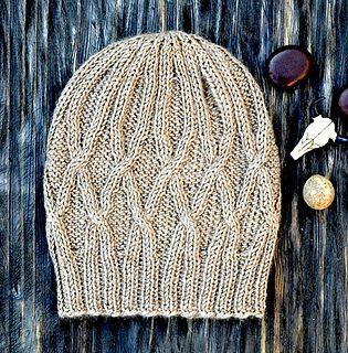 ChromeAwesome Hat by Irina Anikeeva