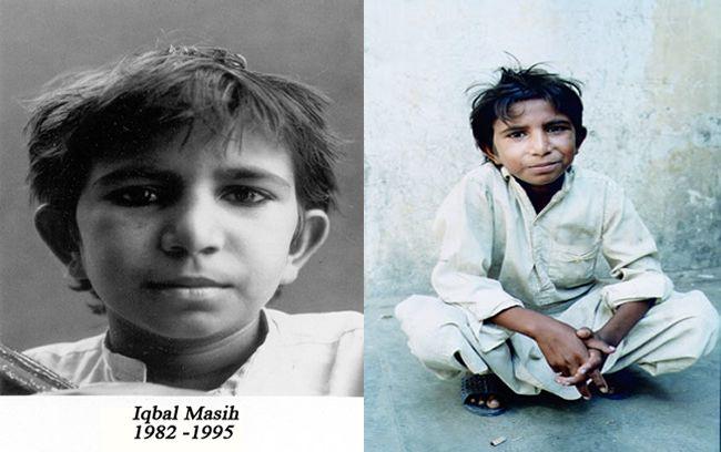 12 Yaşında Suikaste Kurban Giden Koca Yürekli Çocuk: Iqbal Masih - http://www.aylakkarga.com/12-yasinda-suikaste-kurban-giden-koca-yurekli-cocuk-iqbal-masih/
