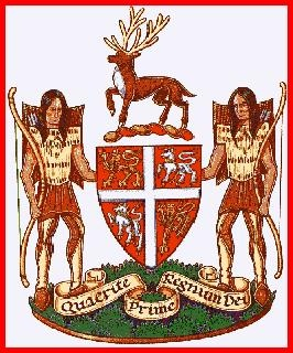 Newfoundland & Labrador Coat of Arms