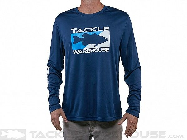 Tackle Warehouse 50 SPF LS LG $25