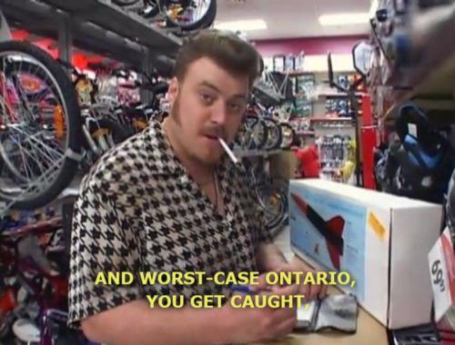 Worst case Ontario