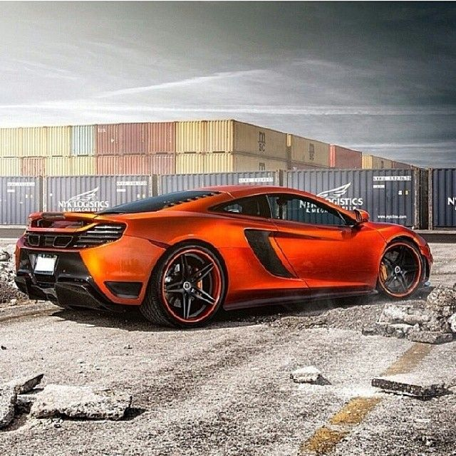 Rent McLaren MP4-12c car from South Beach Exotic Rentals at cheap rental cost. #Cars #CarRentals #MiamiBeach #McLaren #LuxuryCars #ExoticCars