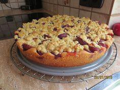 Pflaumen - Streuselkuchen auf dem Blech, ein schmackhaftes Rezept aus der Kategorie Kuchen. Bewertungen: 15. Durchschnitt: Ø 3,9.