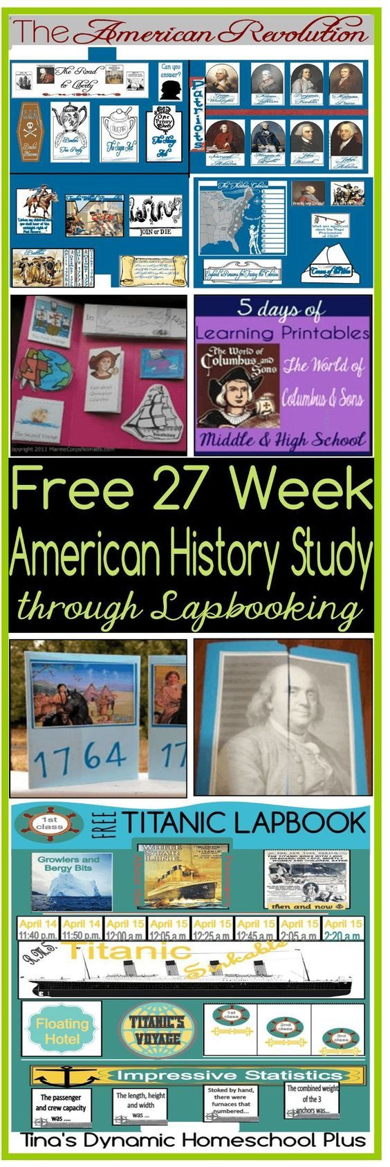 51 best US History - Homeschool Story of the World vol 3 & 4 images ...