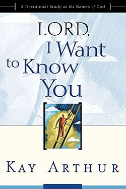 One of the best studies I've ever done.  Eye-opening.  Kay Arthur, Precept Ministries - Lord, I Want to Know You (a study on the names of God)