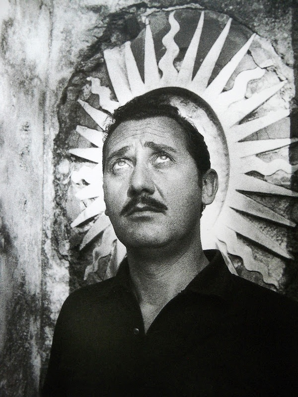 Alberto Sordi by Enzo Sellerio