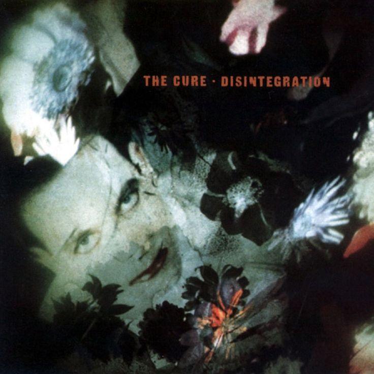 The Cure - Disintegration on 180g 2LP Set