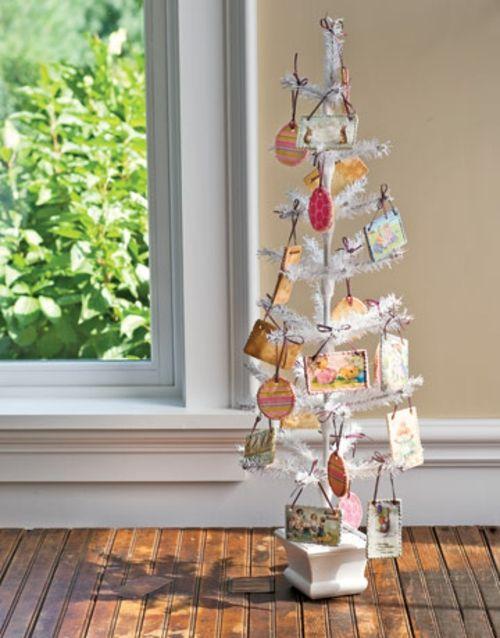 17 beste idee n over pasen boom op pinterest zout deeg en pasen middelpunt - Originele toilet decoratie ...