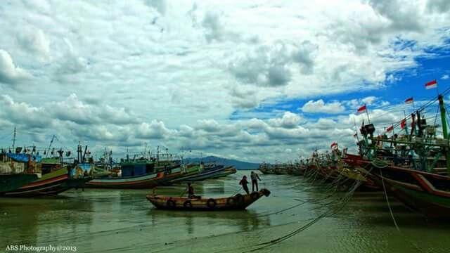 Pelabuhan tasik agung rembang