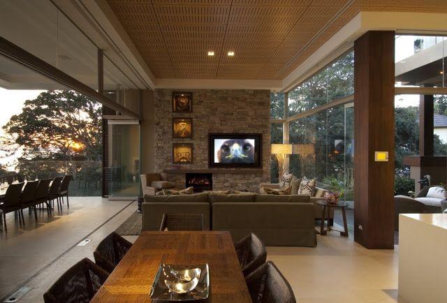 Modern Vaucluse House A by Bruce Stafford Architects, Sydney