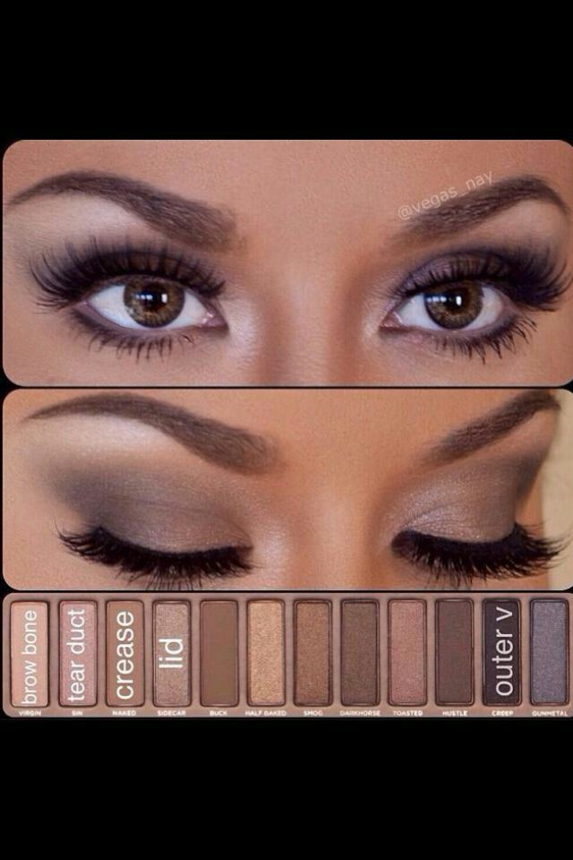 38 Best Urban Decay Naked 3 Looks Images On Pinterest -2427