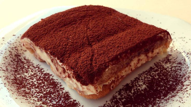 tiramisu - Turkish Delight