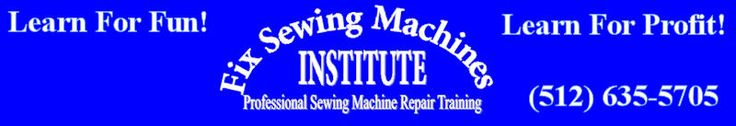 Sewing Machine Repair Header Fix Sewing Machines