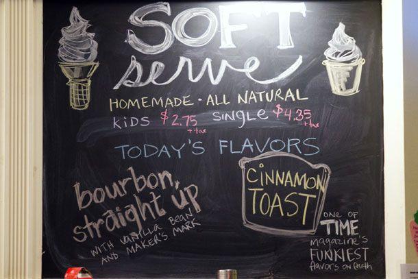 Sugar Rush: Ample Hills Introduces Soft Serve