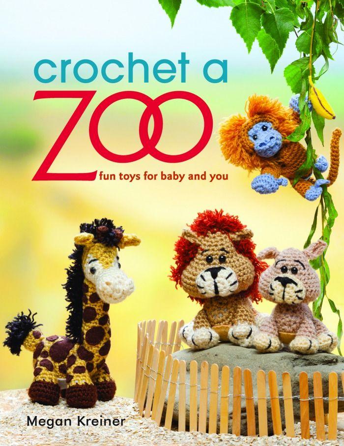 Martingale Crochet a Zoo