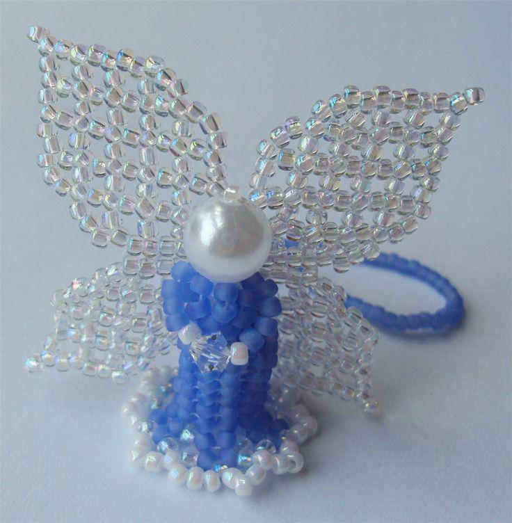 Best 25 Beaded Angels Ideas On Pinterest Beaded