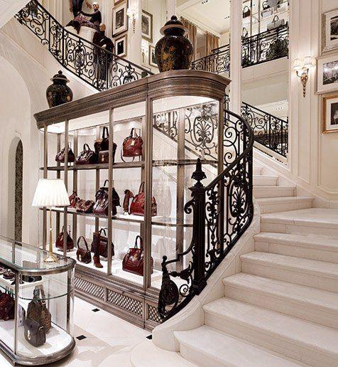 Ralph Lauren's New York Flagship Store : Architecture + Design : Architectural Digest