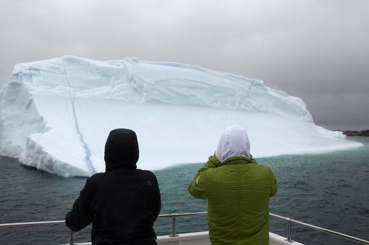 Newfoundland Tourism – Iceberg Alley