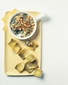 Return to Healthy Dips Menu: Artichokes Spinach Dips, Spinach Artichoke Dip, Artichoke Spinach Dips, Artichokespinach Dips, Dips Menu, Healthy Dips, Spinach Artichokes Dips, Dips Recipes, Dip Recipes