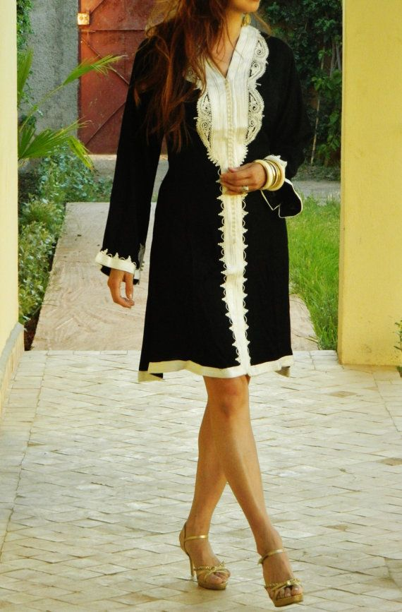 Hey, I found this really awesome Etsy listing at https://www.etsy.com/listing/130863290/black-marrakech-tunic-dress-fatimah