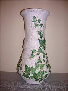 Как сделать напольные вазы своими руками