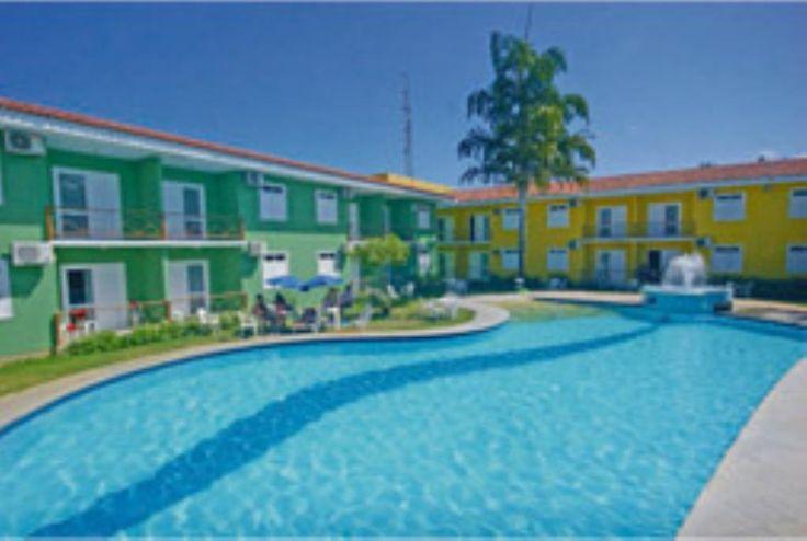 Apart Hotel na beira da Praia de Taperapuan   Veja mais aqui - http://www.imoveisbrasilbahia.com.br/porto-seguro-apart-hotel-na-beira-da-praia-de-bahia-a-venda