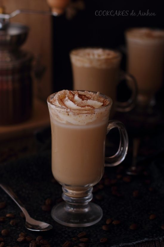 Toffee Nut Latte (café tipo Starbucks)