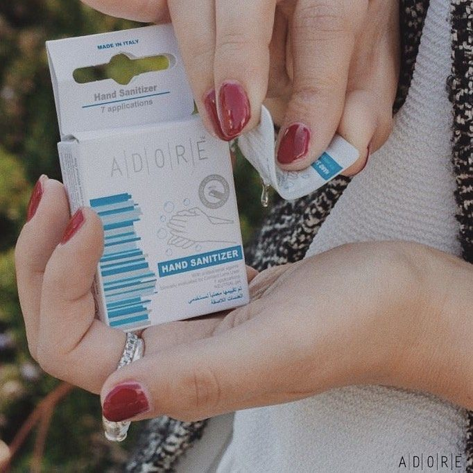 Why To Choose Adore Hand Sanitizer The Only Sanitizer With