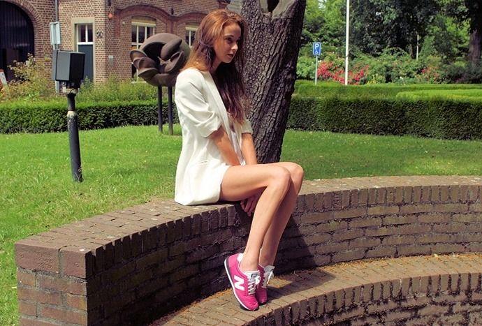 [해외 패션블로거] 프렌치시크걸 Moded' amour by 걸스라운지 :: 소녀들의공간♠걸스라운지