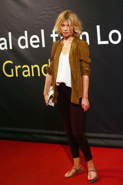 Clemence Poesy Photos - Actress Clémence Poésy attends Lucy Premiere during the 67th Locarno Film Festival on August 6, 2014 in Locarno, Switzerland. - Alternative Views of the Locarno Film Festival