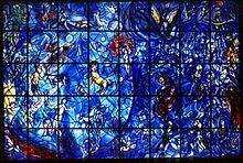 chagall: Artists, Glasses, Blue, Chagall Windows, Marc Chagall, United Nations, Stained Glass