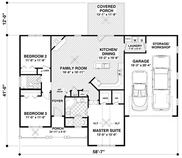 699 best images about small house plans on pinterest