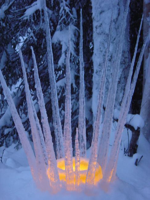 1000 Images About Yard Art Winter On Pinterest Frozen